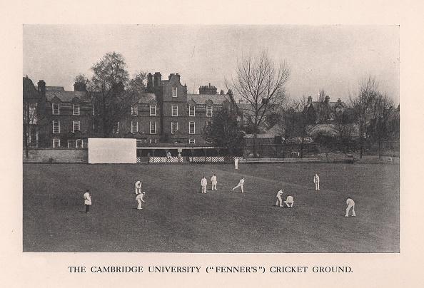 Sports Activity「Fenner's, the Cambridge University Cricket Ground, 1912」:写真・画像(6)[壁紙.com]