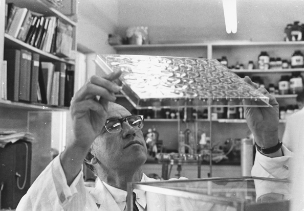 Polio「Dr. Jonas Salk」:写真・画像(8)[壁紙.com]