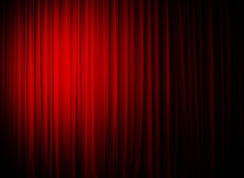Velvet「Red stage curtain」:スマホ壁紙(6)