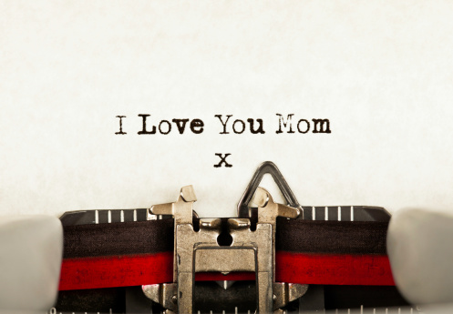 Mother's Day「I Love You Mom」:スマホ壁紙(5)