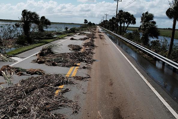 Naples - Florida「Powerful Hurricane Irma Slams Into Florida」:写真・画像(9)[壁紙.com]