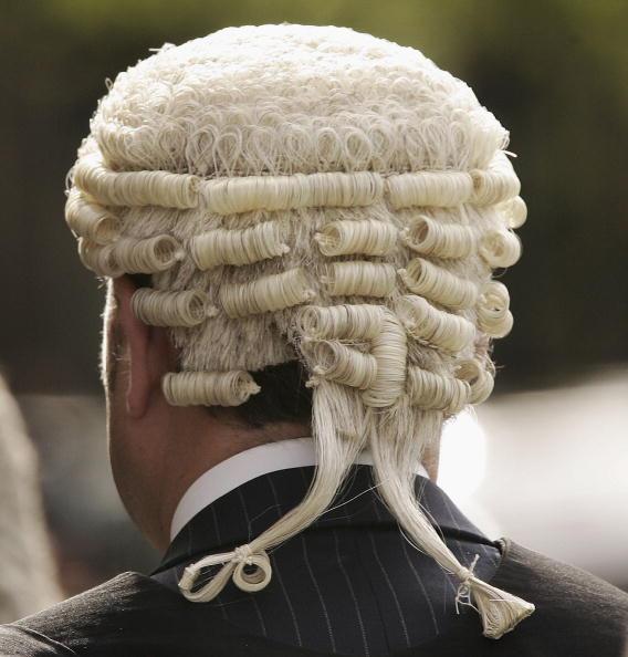 Wig「Procession Of Judges Marks Start Of Legal Year」:写真・画像(11)[壁紙.com]
