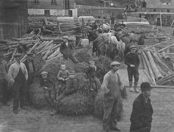 Archival「On The Quayside At Eskifjördur」:写真・画像(11)[壁紙.com]