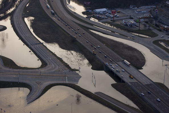 Missouri「Flooding In Midwest Continues, As Severe Rain Presists」:写真・画像(12)[壁紙.com]