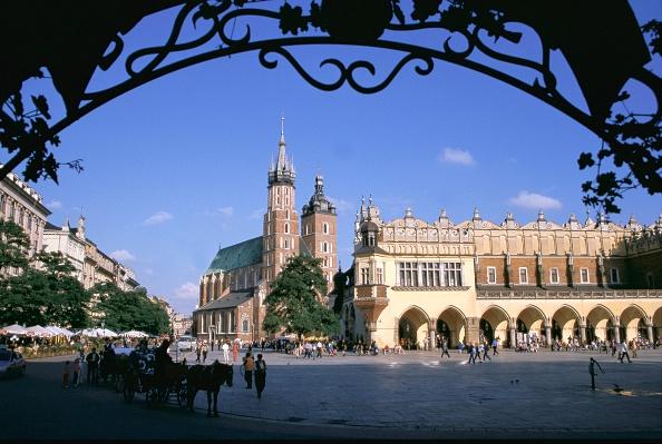 Cityscape「Krakow, market」:写真・画像(6)[壁紙.com]