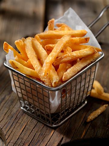 Side Dish「Basket of French Fries」:スマホ壁紙(0)