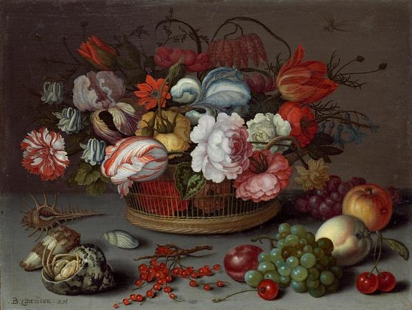 Animal Body Part「Basket Of Flowers」:写真・画像(16)[壁紙.com]