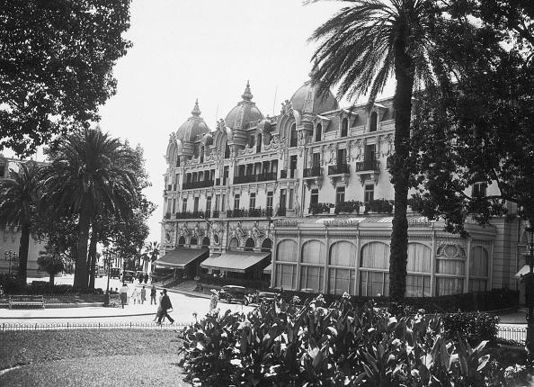 Monte Carlo「Hotel De Paris」:写真・画像(7)[壁紙.com]