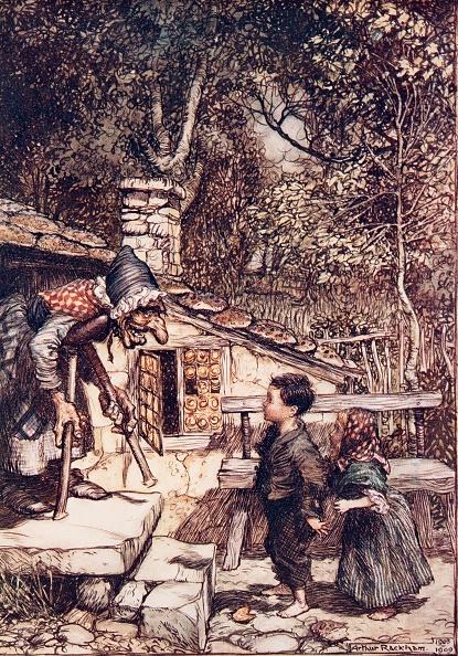 Picture Book「Hansel And Gretel」:写真・画像(1)[壁紙.com]