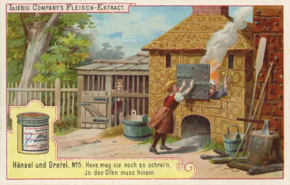 Oven「Hansel and Gretel by the Brothers Grimm」:写真・画像(13)[壁紙.com]