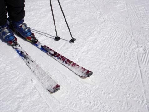 スキーストック「スキーのヒント」:スマホ壁紙(10)