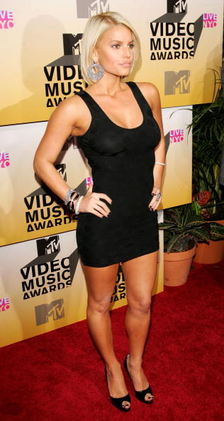 Jessica Simpson「2006 MTV Video Music Awards - Arrivals」:写真・画像(17)[壁紙.com]