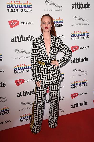 Checked Pattern「The Virgin Holidays Attitude Awards - Red Carpet Arrivals」:写真・画像(2)[壁紙.com]