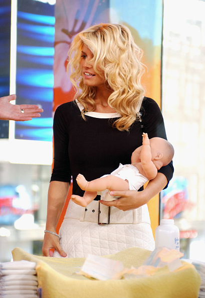 Cable Television「Jessica Simpson」:写真・画像(7)[壁紙.com]