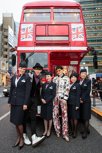 Finance and Economy「Jessie J Launches British Airways London for Less Campaign」:写真・画像(7)[壁紙.com]