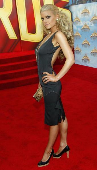 ジェシカ・シンプソン「2005 MTV Movie Awards - Arrivals」:写真・画像(17)[壁紙.com]