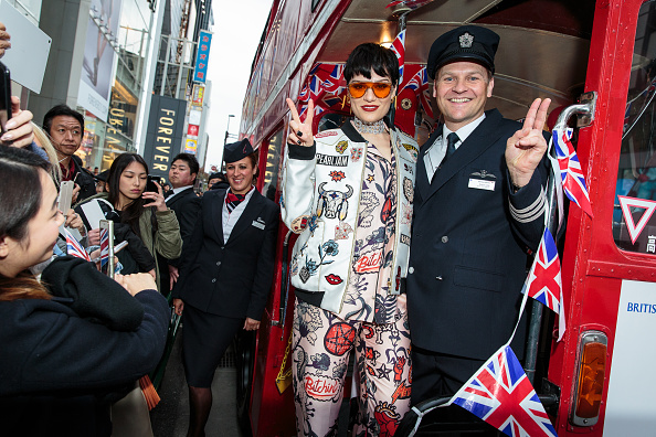 Christopher Jue「Jessie J Launches British Airways London for Less Campaign」:写真・画像(10)[壁紙.com]