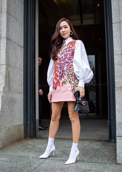 Puffed Sleeve「Street Style - New York Fashion Week February 2019 - Day 5」:写真・画像(1)[壁紙.com]