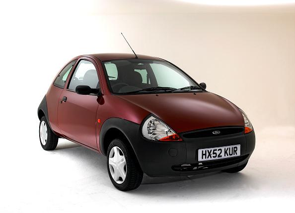 2002「2002 Ford Ka」:写真・画像(7)[壁紙.com]