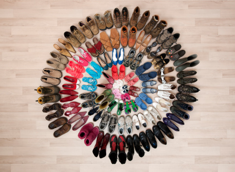 Concentric「ring of family shoes」:スマホ壁紙(11)