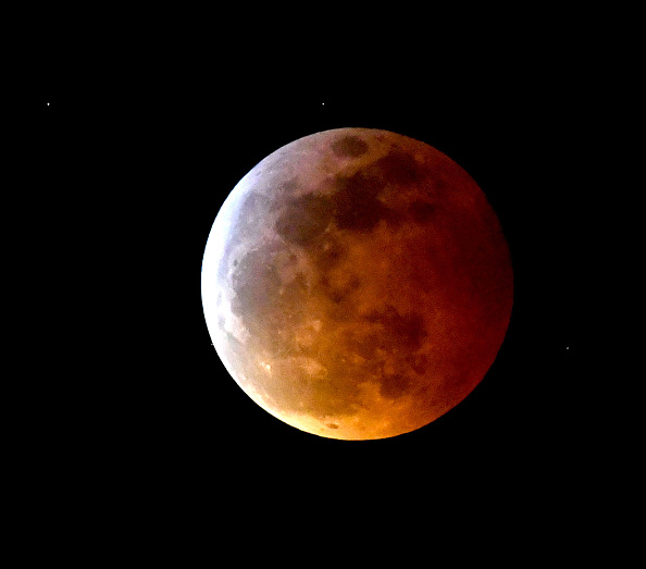 Offbeat「Views of Super Blood Wolf Moon」:写真・画像(9)[壁紙.com]