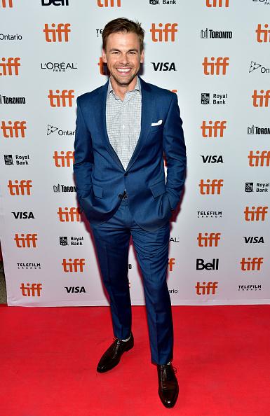 無精ヒゲ「2018 Toronto International Film Festival - 'The Front Runner' Premiere」:写真・画像(19)[壁紙.com]