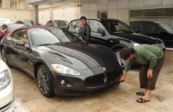 New「Maserati」:写真・画像(16)[壁紙.com]