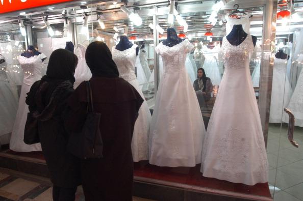 Wedding Dress「Tehran Shop」:写真・画像(19)[壁紙.com]