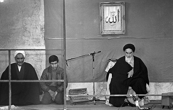 Speech「Ayatollah Khomeini...」:写真・画像(14)[壁紙.com]