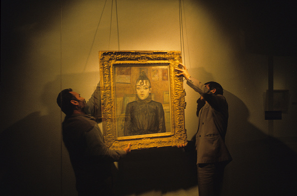 Hanging「Toulouse Lautrec on Wall」:写真・画像(17)[壁紙.com]