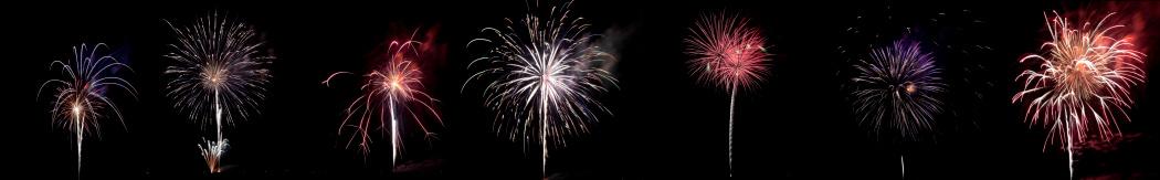 Fireball「Fireworks on the Beach」:スマホ壁紙(5)