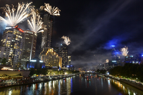 New Year「Melbourne Celebrates New Year's Eve 2013」:写真・画像(7)[壁紙.com]