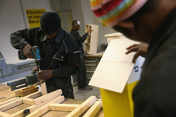 Refugee「Arrivo Offers Job Exposure For Refugees」:写真・画像(7)[壁紙.com]