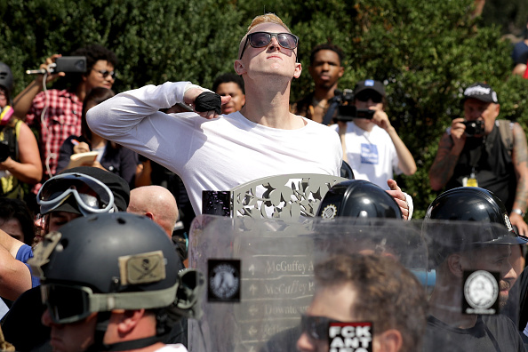 "Motion「Violent Clashes Erupt at ""Unite The Right"" Rally In Charlottesville」:写真・画像(15)[壁紙.com]"