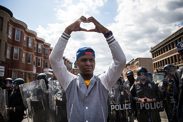 National Guard Activated To Calm Tensions In Baltimore In Wake Of Riots After Death Of Freddie Gray:ニュース(壁紙.com)
