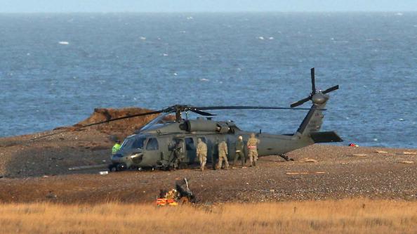 Stephen Pond「Four Killed After US Air Force Helicopter Crashed In Norfolk」:写真・画像(8)[壁紙.com]