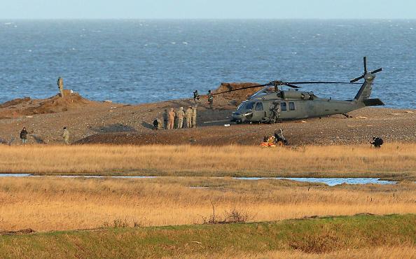 Stephen Pond「Four Killed After US Air Force Helicopter Crashed In Norfolk」:写真・画像(6)[壁紙.com]