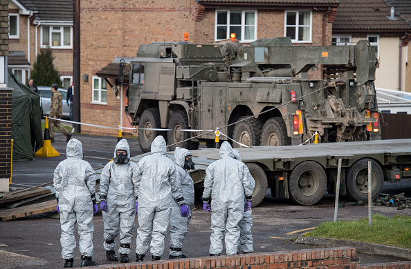 Salisbury - England「British Army Deployed To The Scene Of Spy's Poisoning」:写真・画像(11)[壁紙.com]