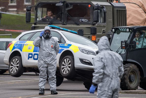 Salisbury - England「British Army Deployed To The Scene Of Spy's Poisoning」:写真・画像(7)[壁紙.com]