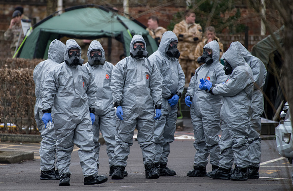 Medium Group Of People「British Army Deployed To The Scene Of Spy's Poisoning」:写真・画像(12)[壁紙.com]
