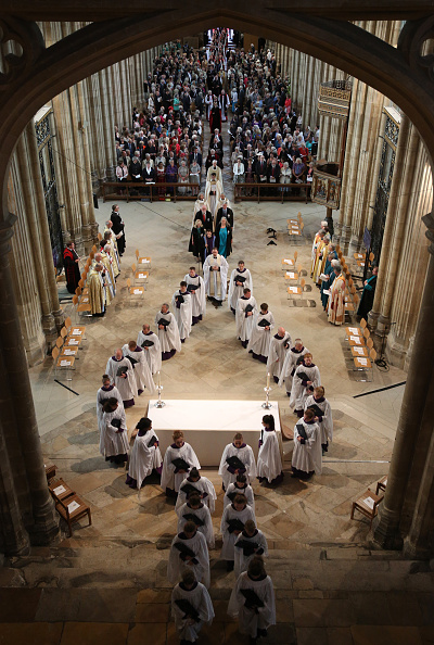 Consecration「Consecration Of Rachel Treweek As The Next Bishop Of Gloucester」:写真・画像(2)[壁紙.com]