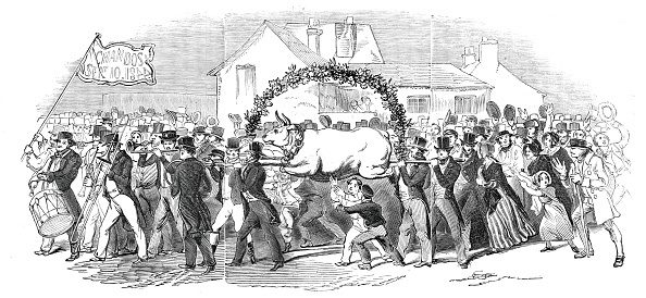 Roasted「Procession Of The Ox」:写真・画像(2)[壁紙.com]