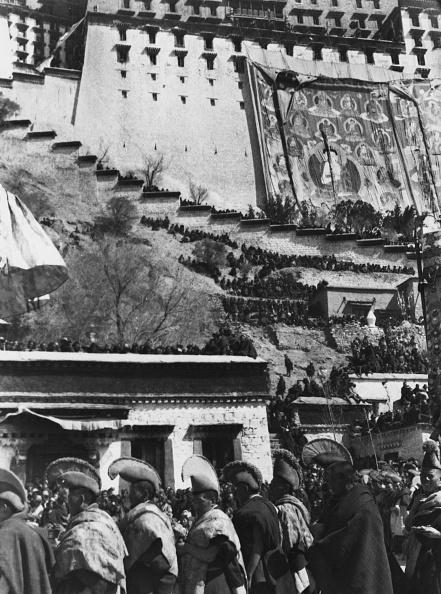 Tibet「Potala Palace Painting」:写真・画像(11)[壁紙.com]