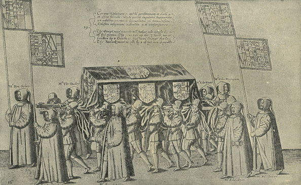 Large Group Of People「Procession at the funeral of Sir Philip Sidney」:写真・画像(12)[壁紙.com]