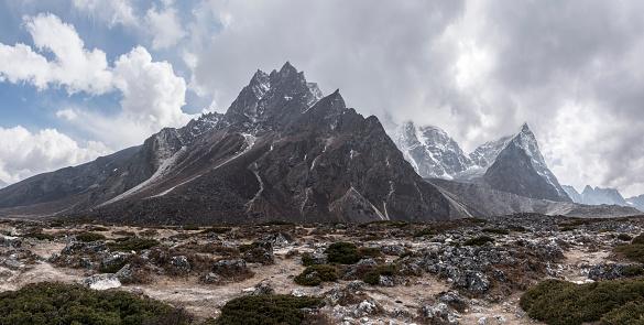 Himalayas「Nepal, Solo Khumbu, Everest, Dhugla」:スマホ壁紙(4)