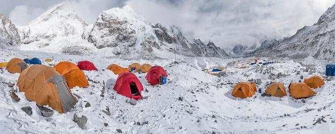Himalayas「Nepal, Solo Khumbu, Everest Base Camp」:スマホ壁紙(8)