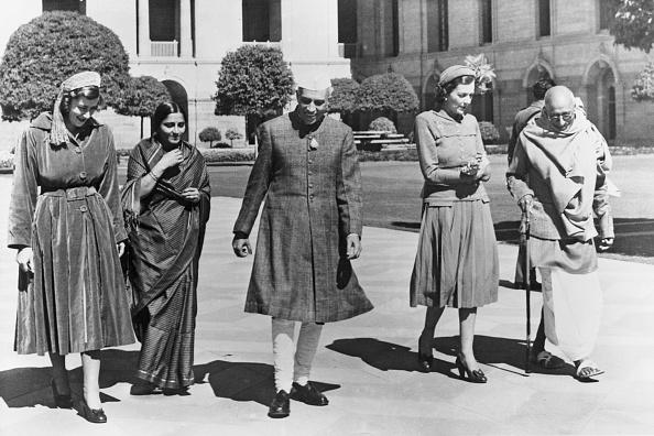 Delhi「Mountbattens In India」:写真・画像(0)[壁紙.com]
