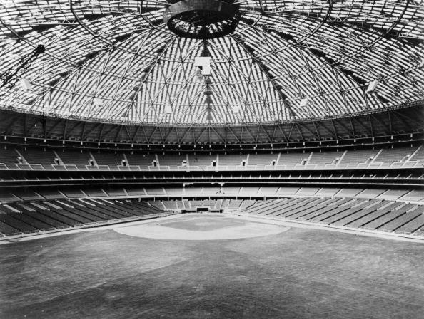 Houston Astrodome「Houston Astrodome」:写真・画像(1)[壁紙.com]