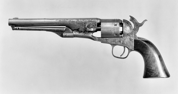 Model - Object「Colt Model 1861 Navy Percussion Revolver」:写真・画像(15)[壁紙.com]