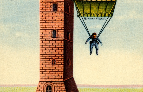 Invention「The Parachute Of Fauste Veranzio」:写真・画像(5)[壁紙.com]